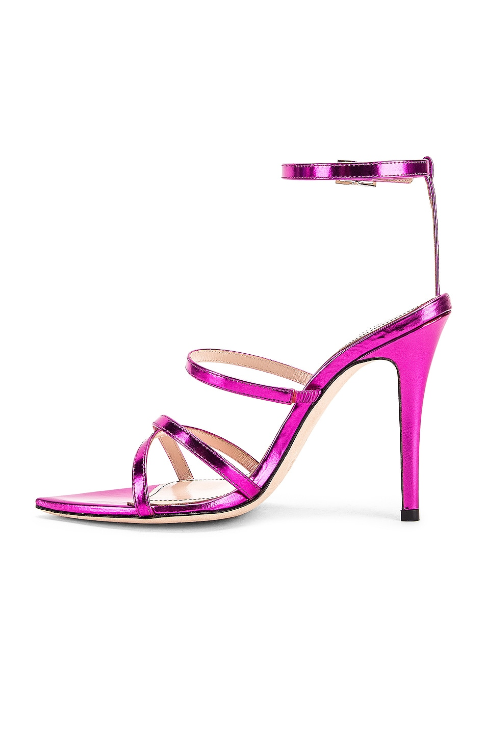 Image 5 of retrofete OS Sandal in Hot Pink