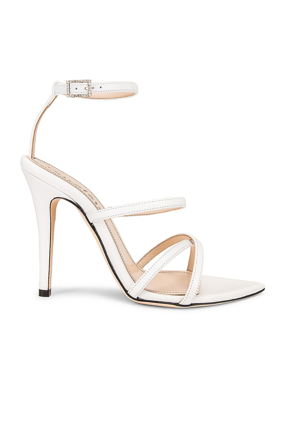 Image 1 of retrofete OS Sandal in White