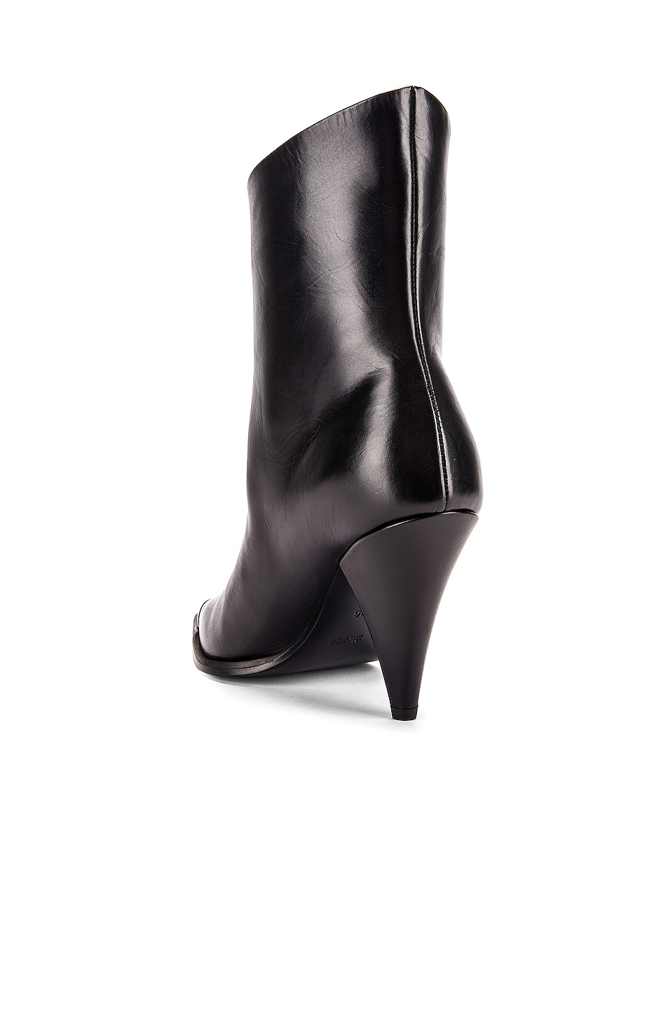 Image 3 of retrofete MSK Bootie in Black