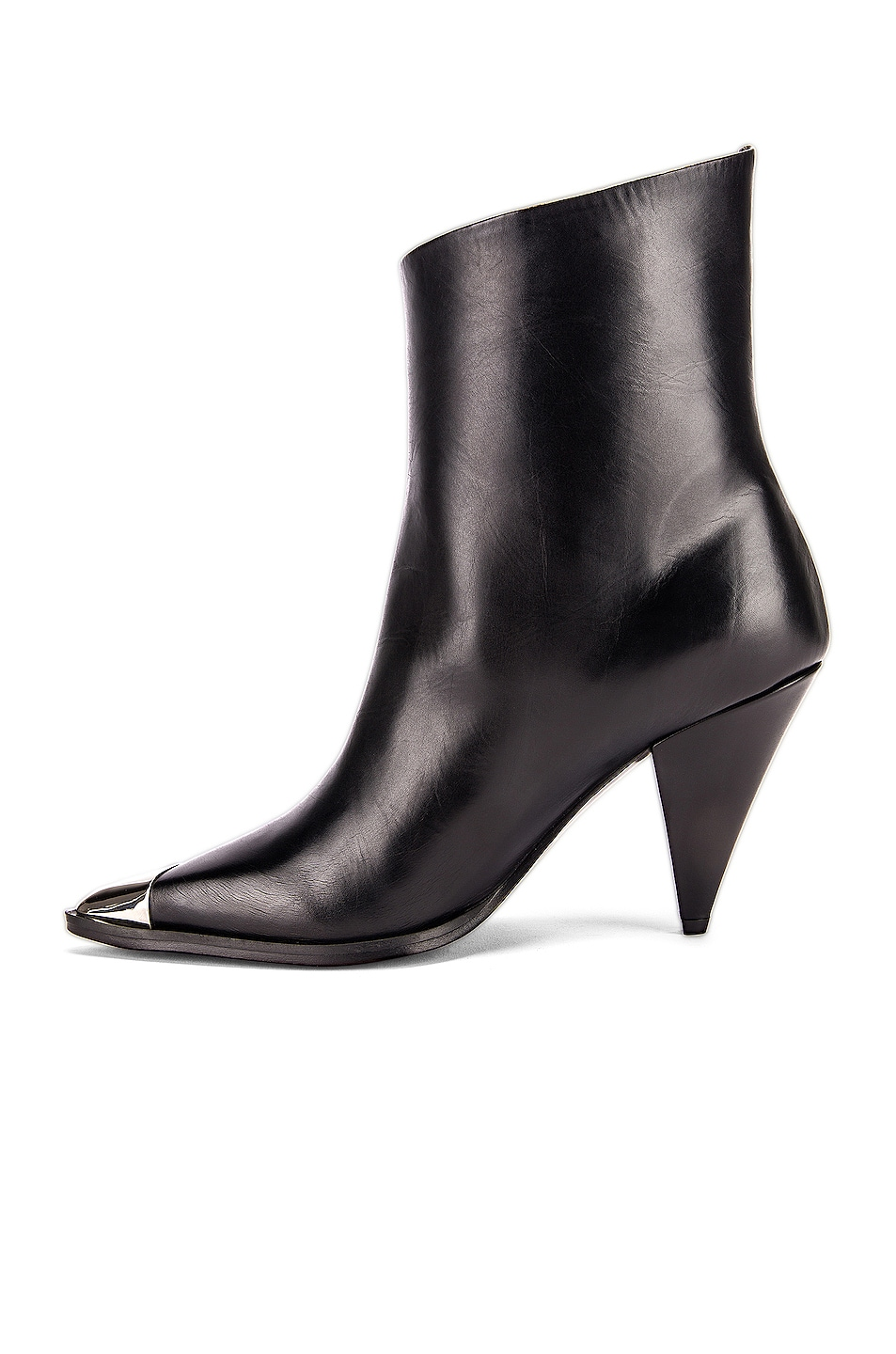 Image 5 of retrofete MSK Bootie in Black
