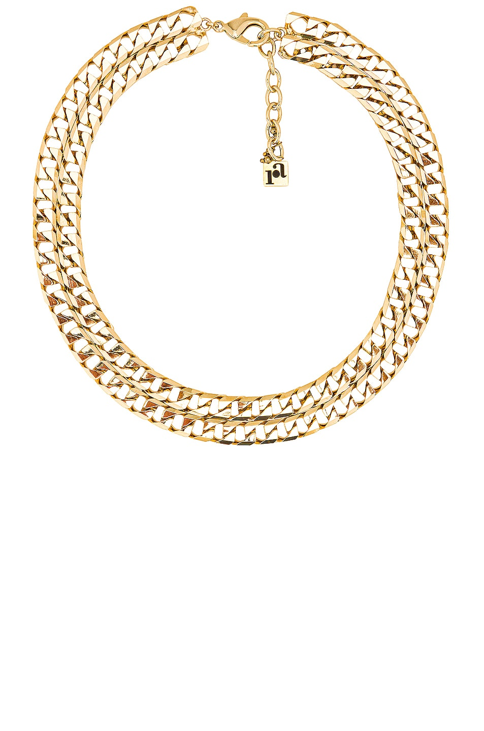 Image 1 of Rosantica Garcon Necklace in Gold