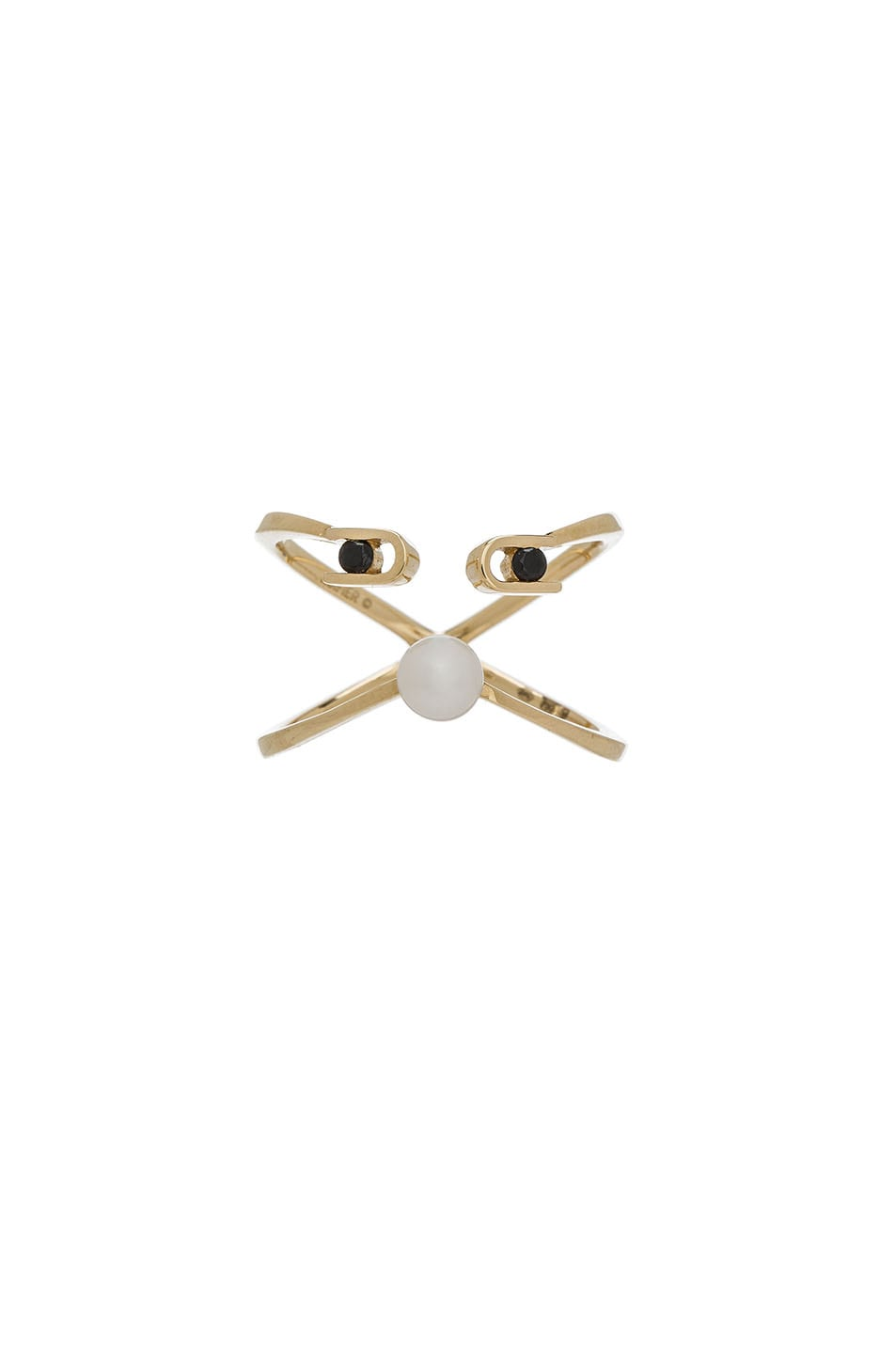 Image 1 of Ruifier 18 Karat Paola Ring in Yellow Gold