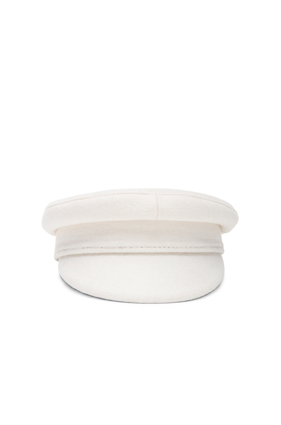Image 1 of Ruslan Baginskiy Baker Boy Cap in White