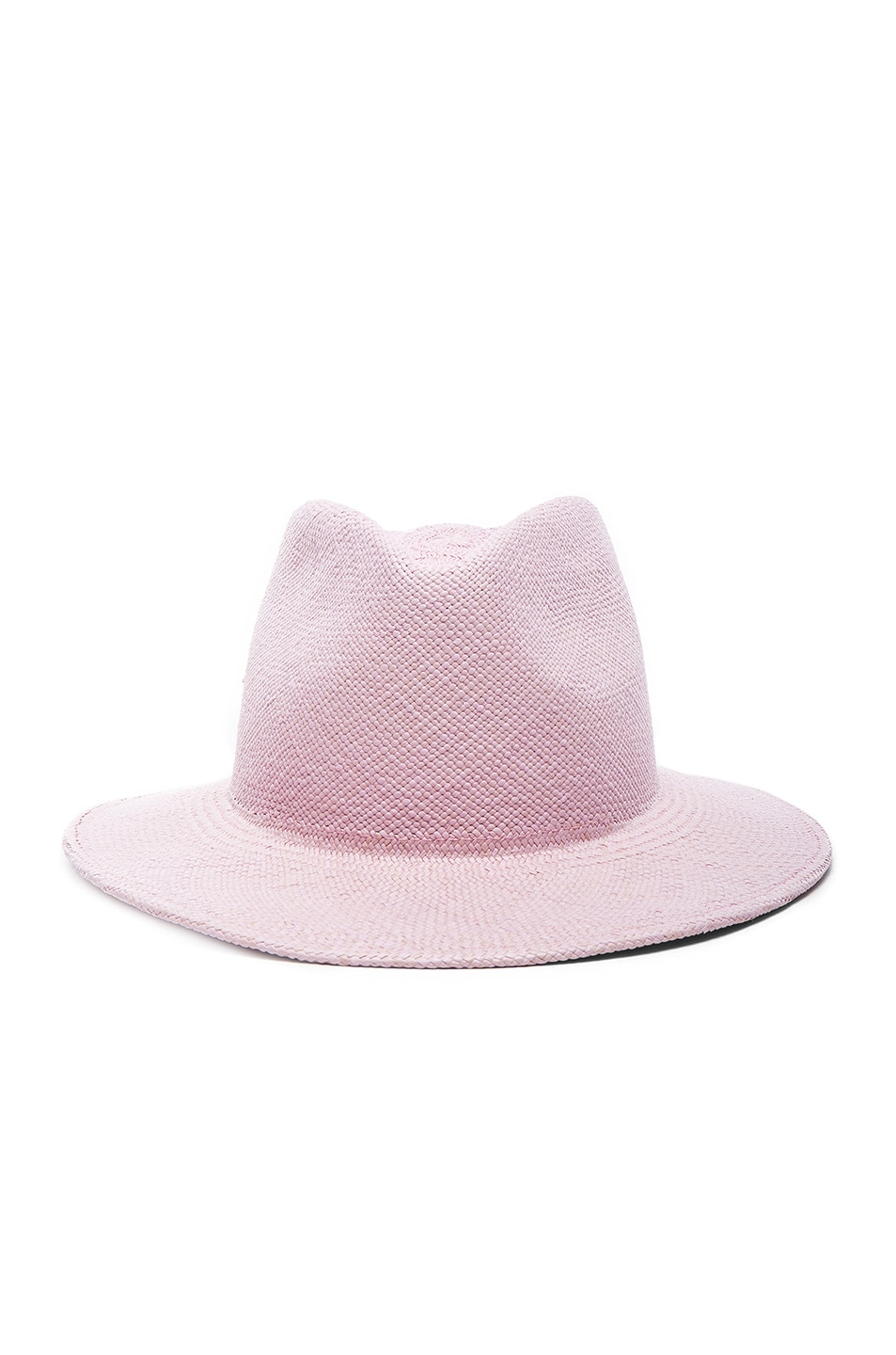 Image 1 of Ryan Roche Hat in Pink