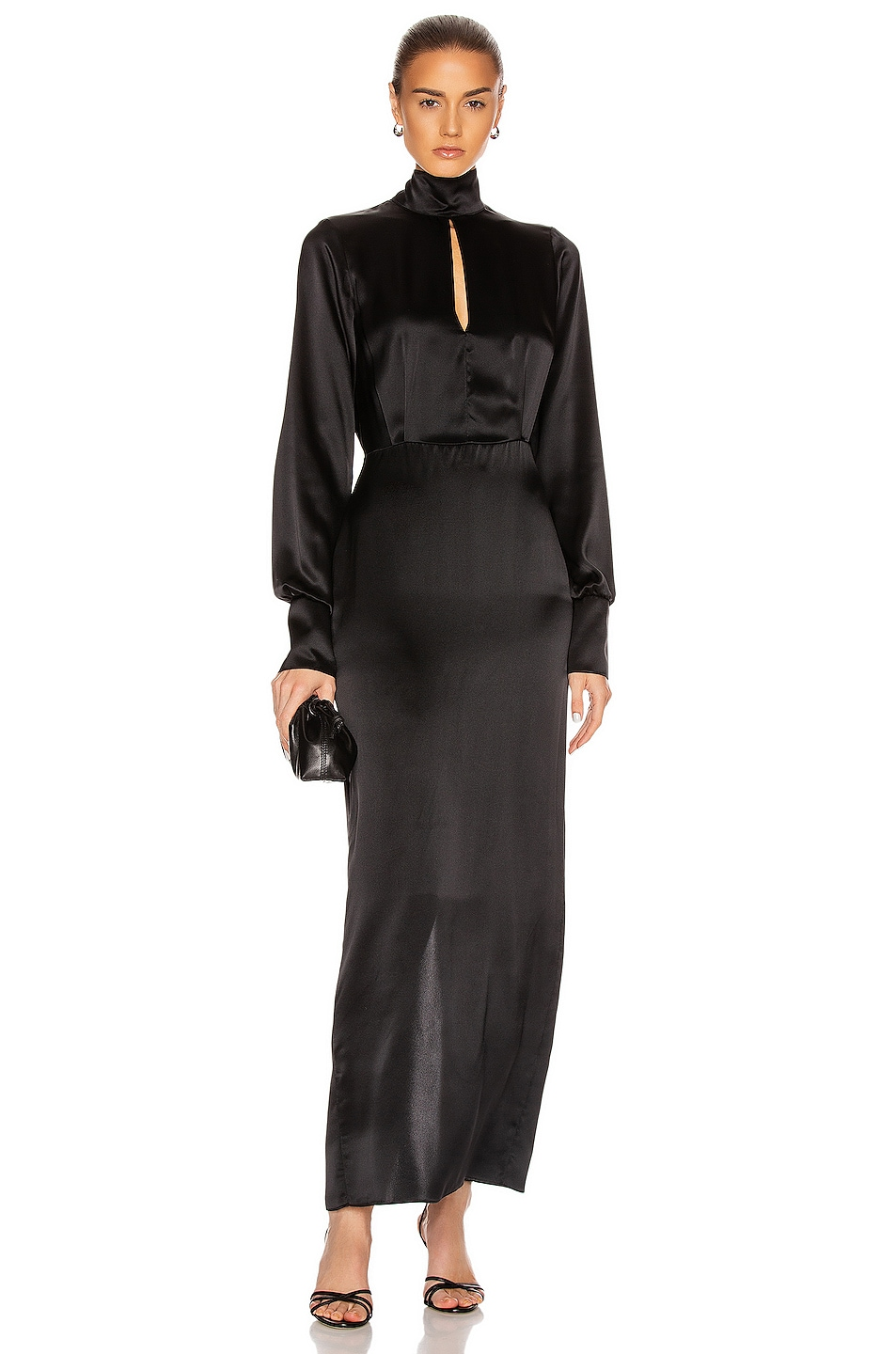 Image 1 of SABLYN Stephanie Dress in Black