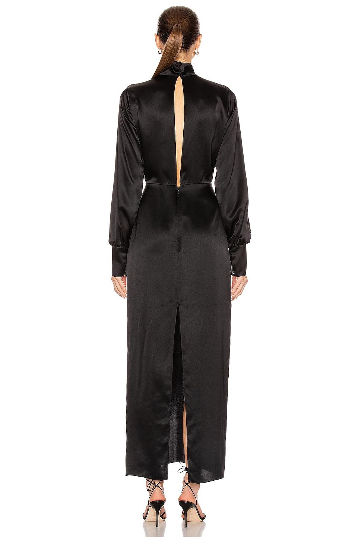 Image 3 of SABLYN Stephanie Dress in Black