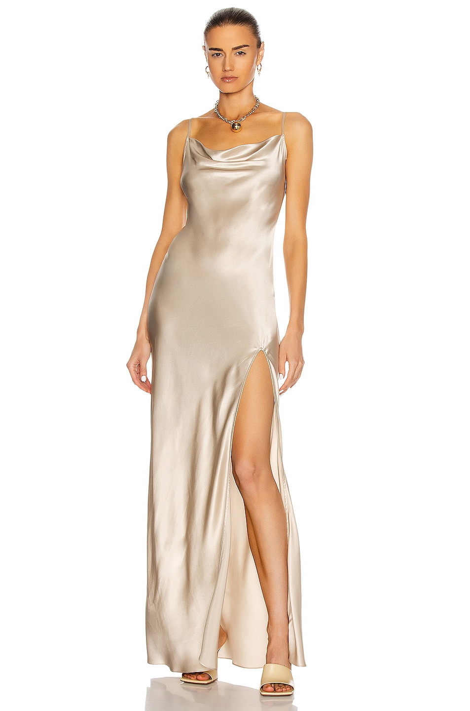 Image 1 of SABLYN Chase Dress in Cream