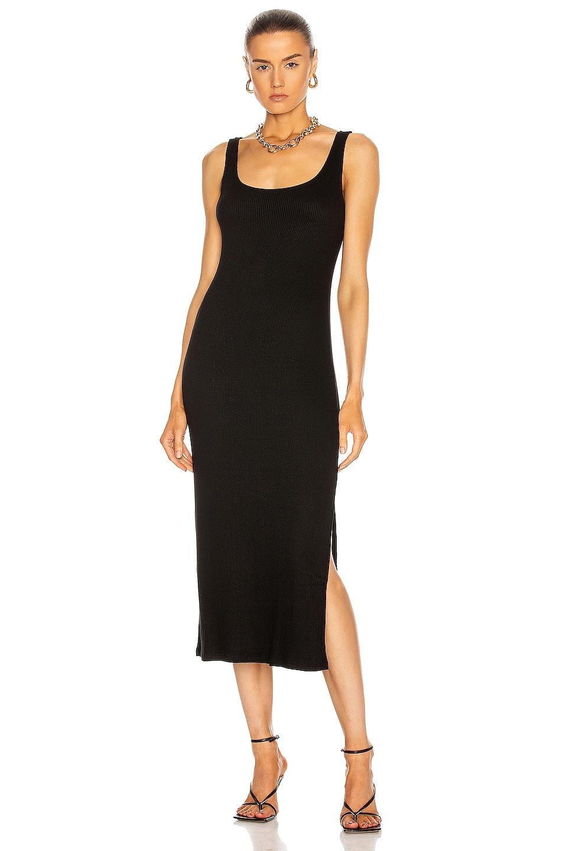 Image 1 of SABLYN Milan Dress in Black