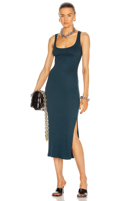 Image 1 of SABLYN Milan Dress in Topaz