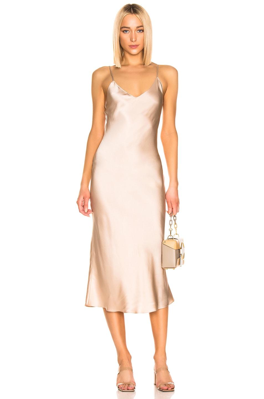 Image 1 of SABLYN Taylor Slip Dress in Blush