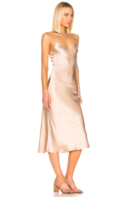 Image 2 of SABLYN Taylor Slip Dress in Blush