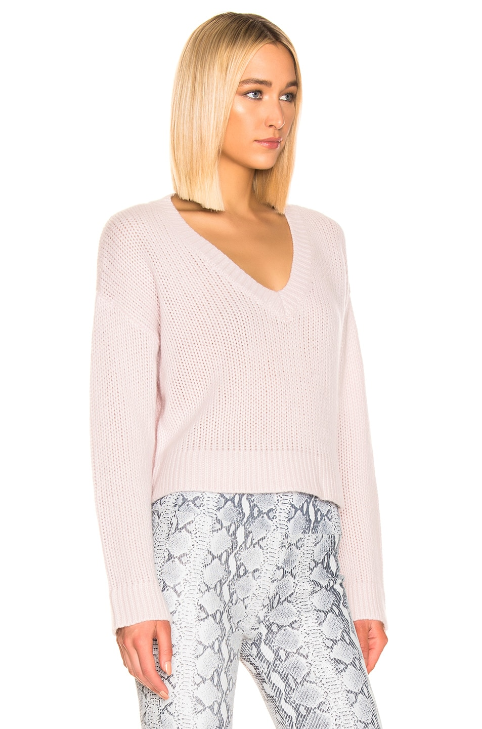Image 2 of SABLYN Cali Sweater in Blush