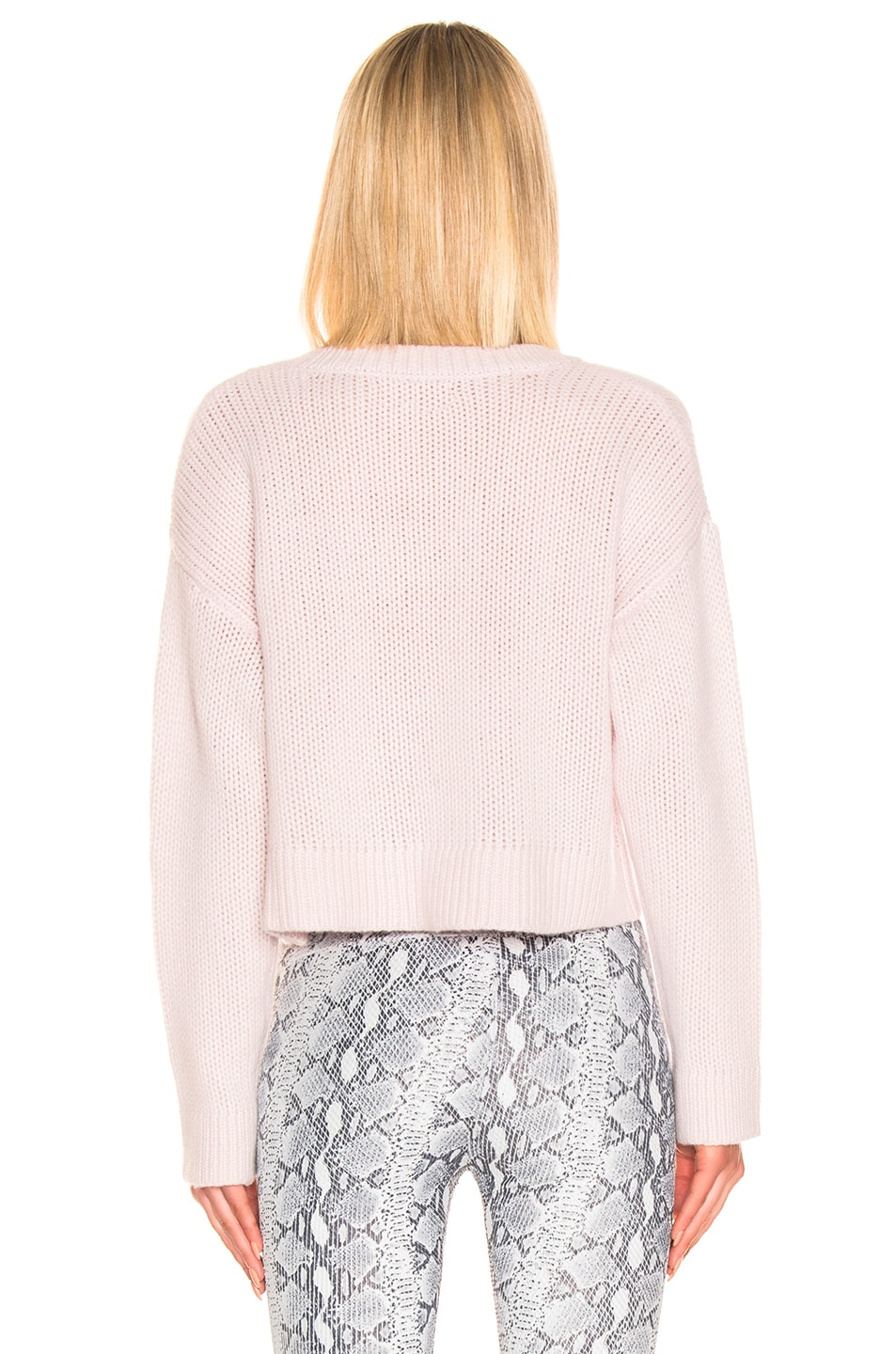 Image 3 of SABLYN Cali Sweater in Blush