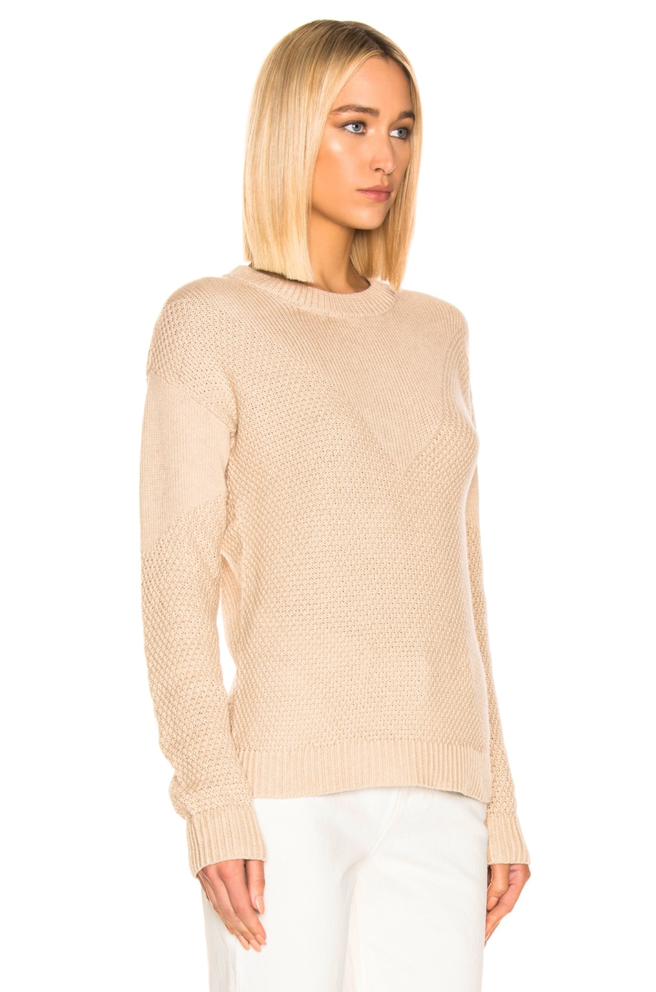 Image 2 of SABLYN Harper Sweater in Camel