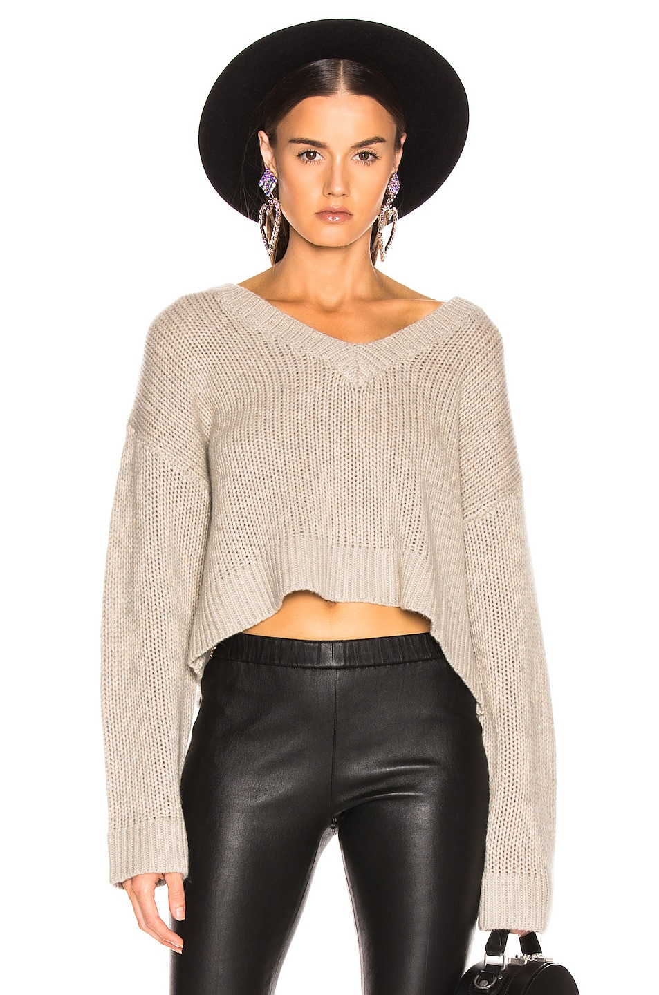 Image 1 of SABLYN Cali Sweater in Taupe