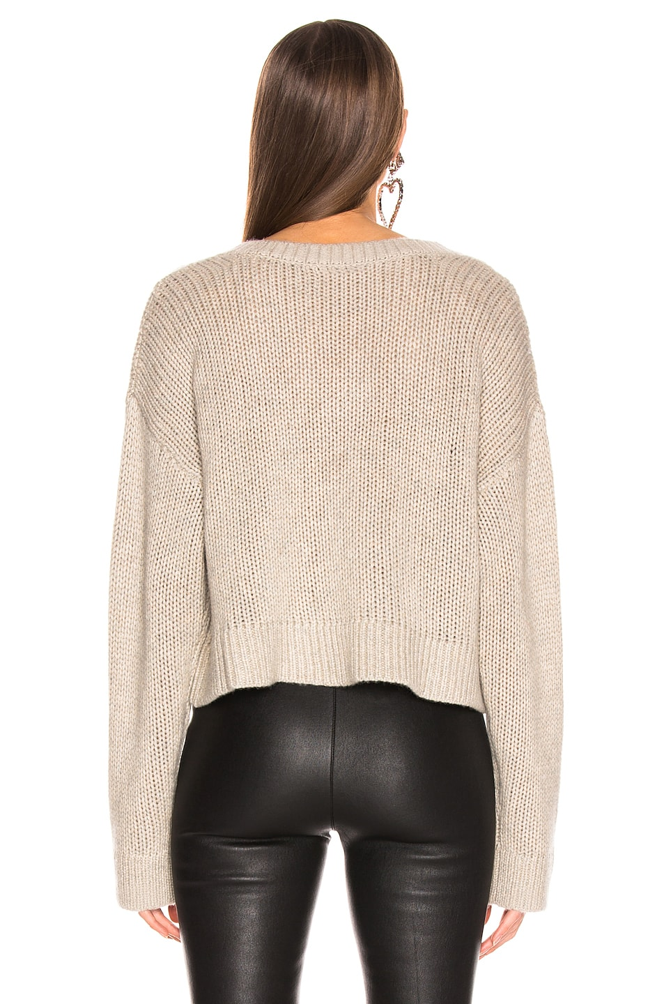 Image 3 of SABLYN Cali Sweater in Taupe