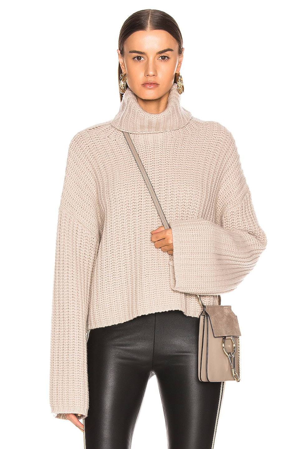 Image 1 of SABLYN Sunny Sweater in Taupe