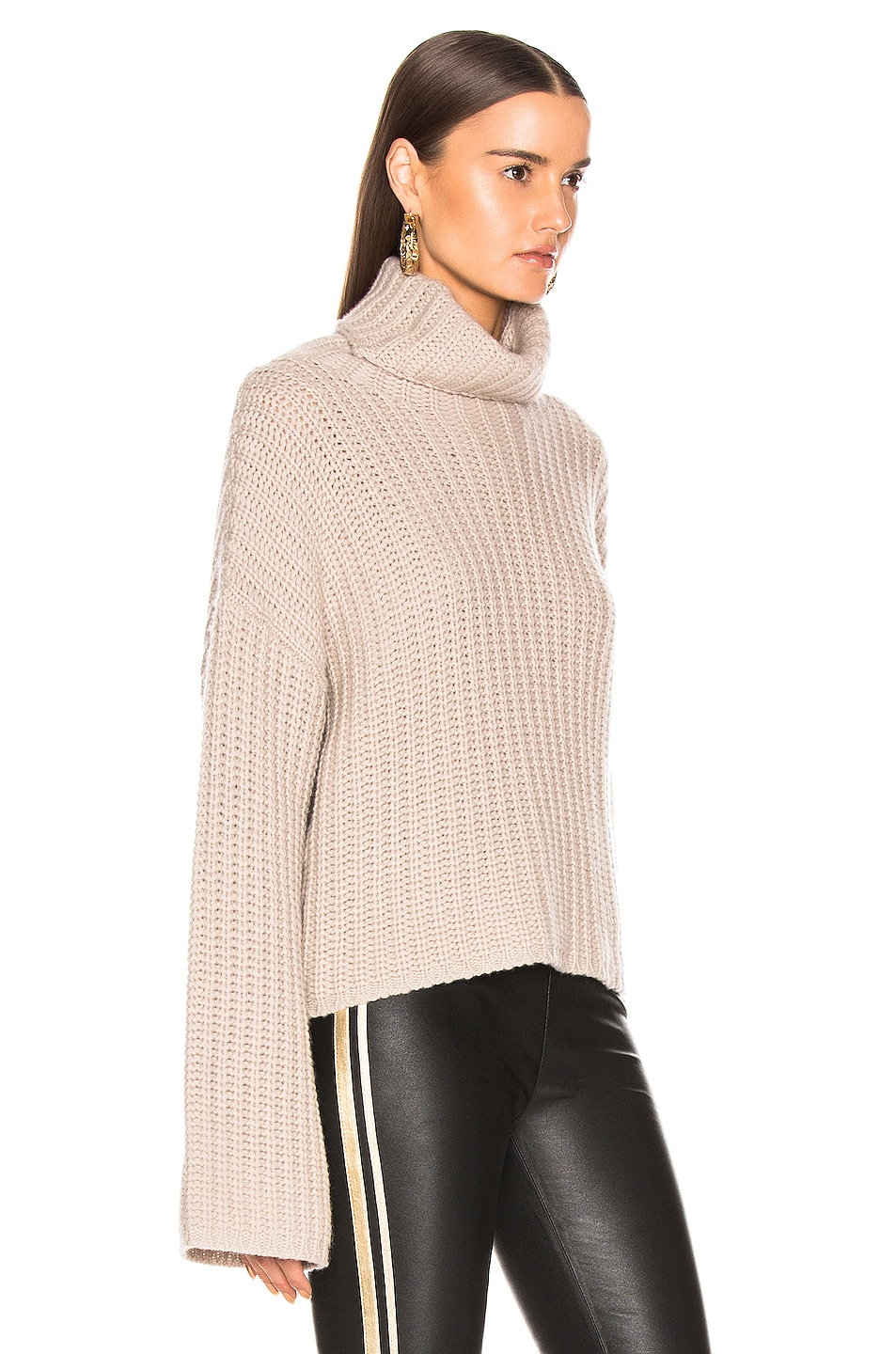 Image 2 of SABLYN Sunny Sweater in Taupe