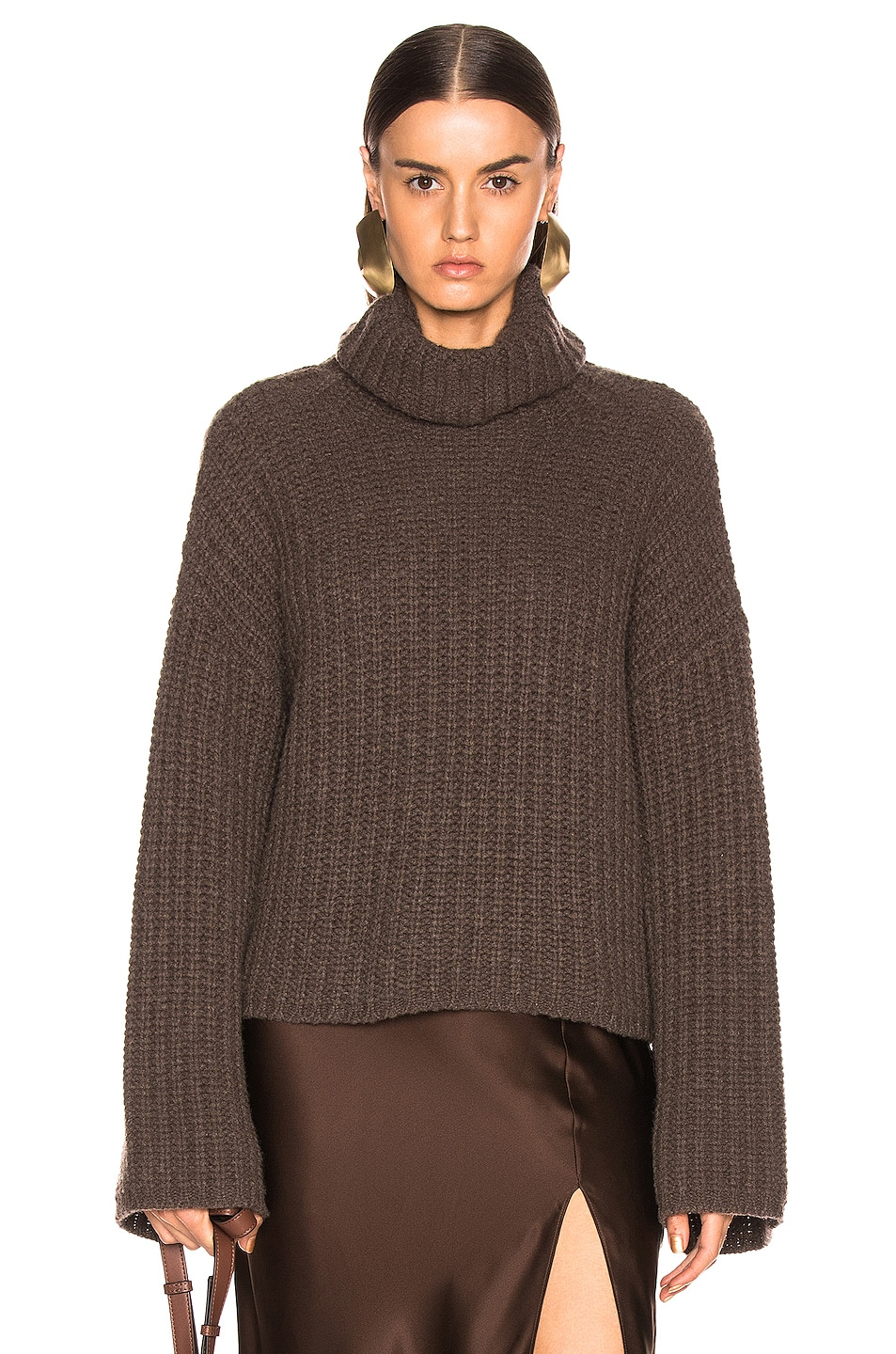 Image 1 of SABLYN Sunny Sweater in Chocolate