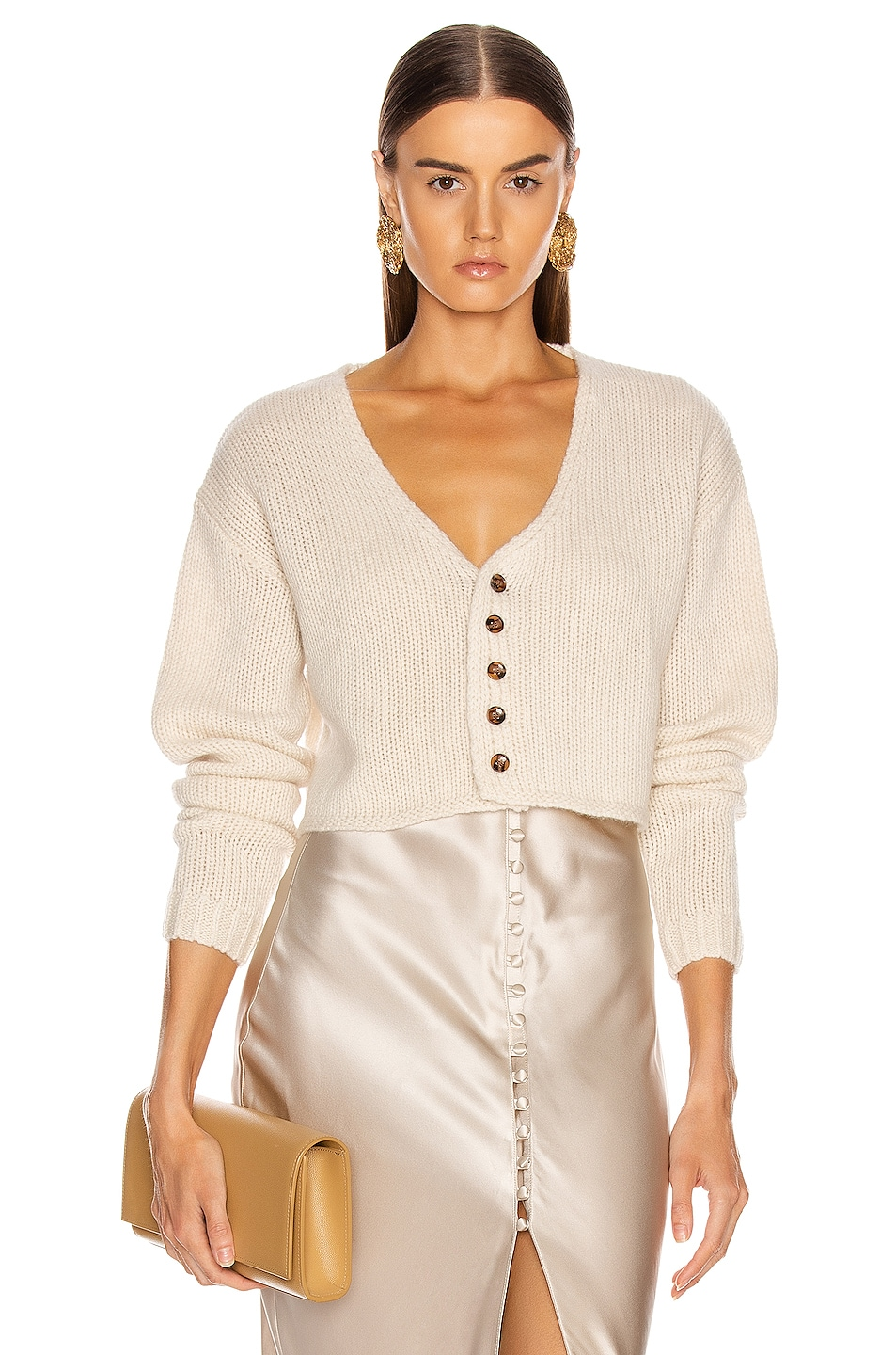 Image 1 of SABLYN Bianco Sweater in Tuscan