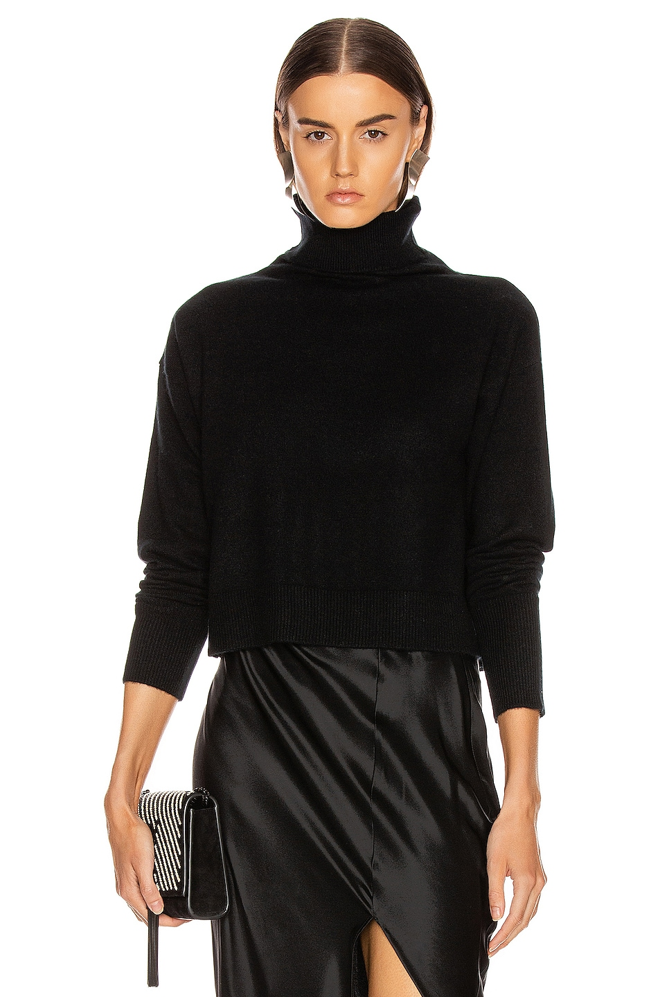 Image 1 of SABLYN Saint Sweater in Black