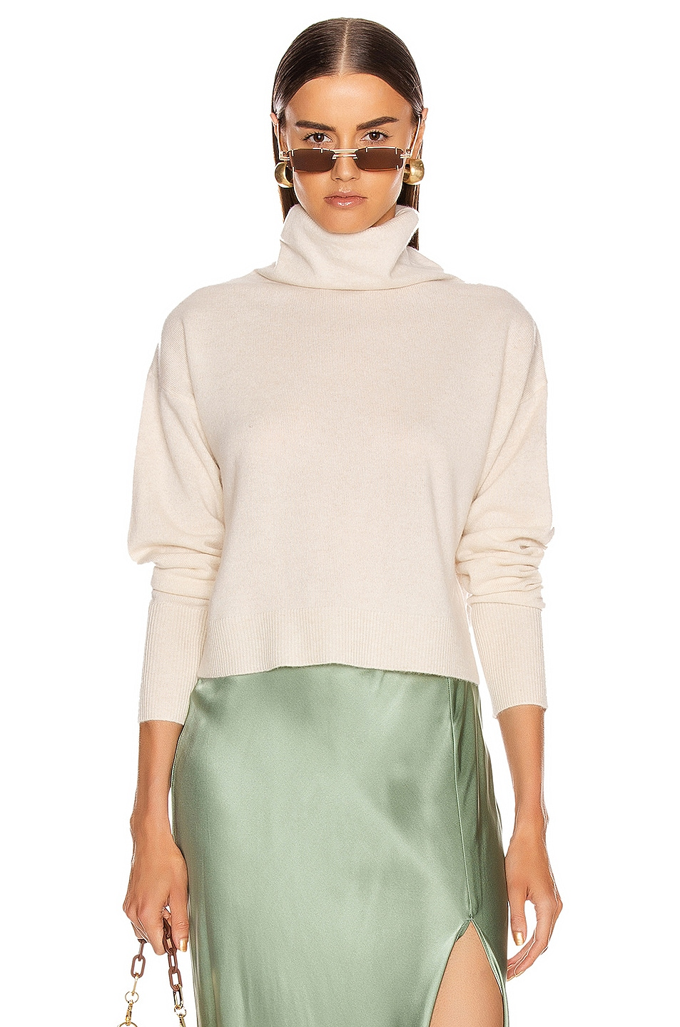 Image 1 of SABLYN Saint Sweater in Tuscan