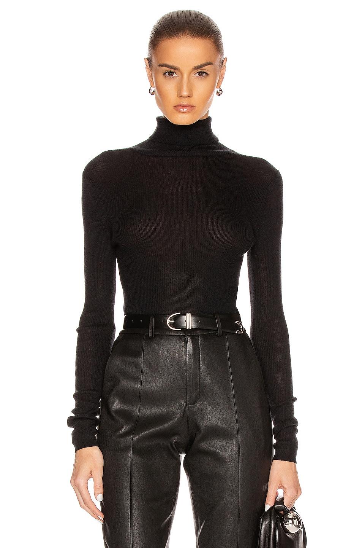 Image 1 of SABLYN Belle Sweater in Black