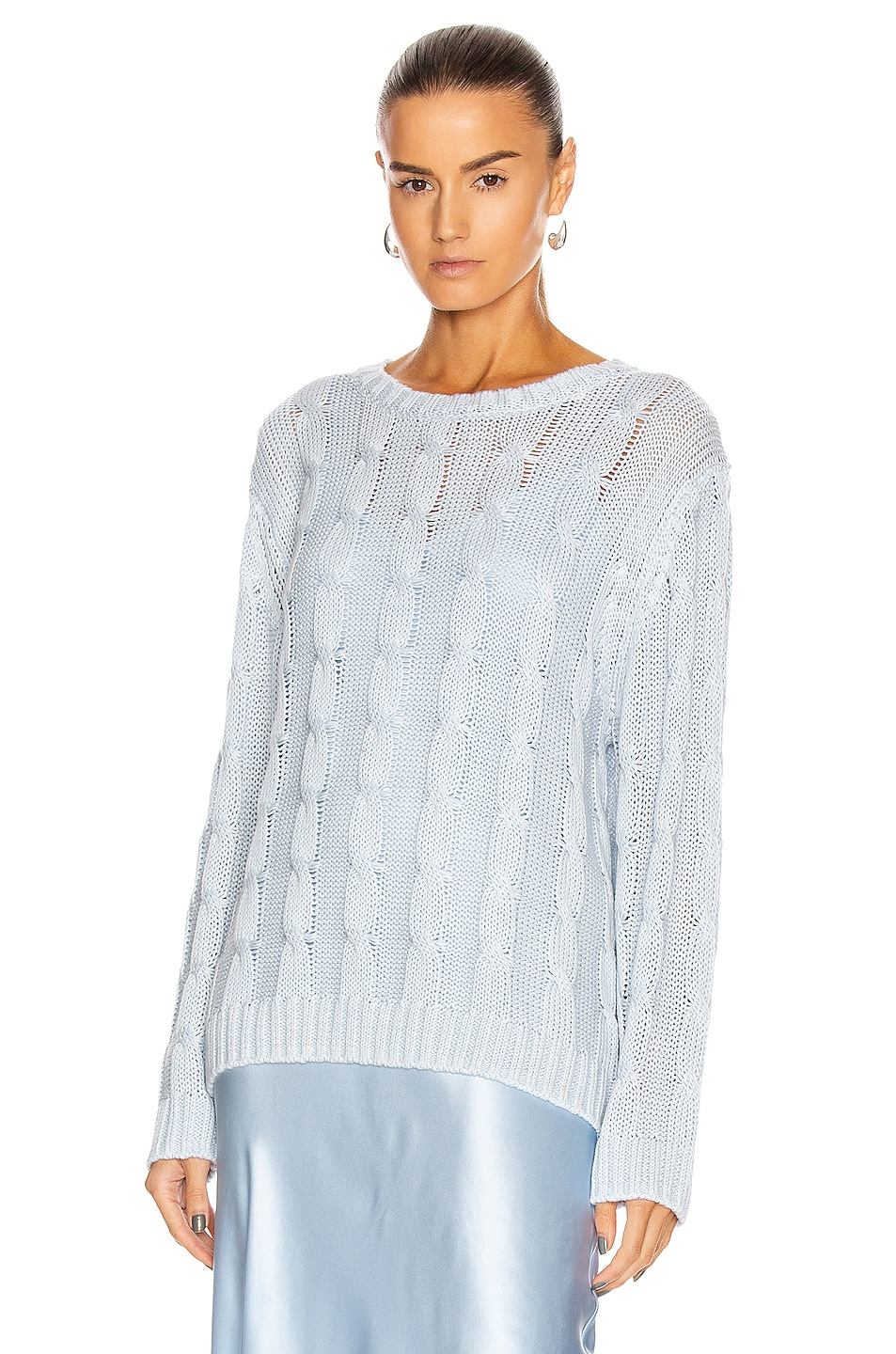 Image 1 of SABLYN Cassidy Sweater in Azure