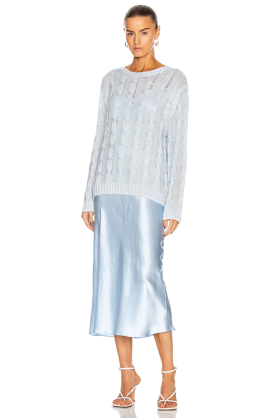 Image 4 of SABLYN Cassidy Sweater in Azure