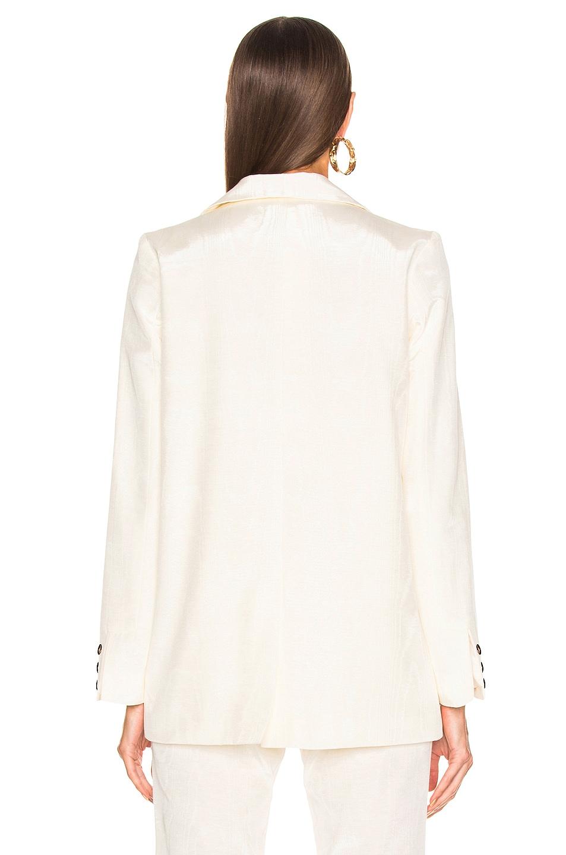 Image 4 of SABLYN Petra Blazer in Winter White
