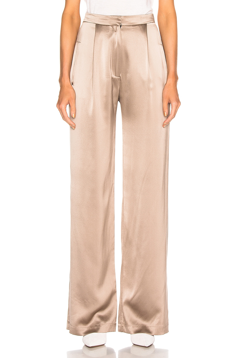 Image 1 of SABLYN Sable Pant in Taupe