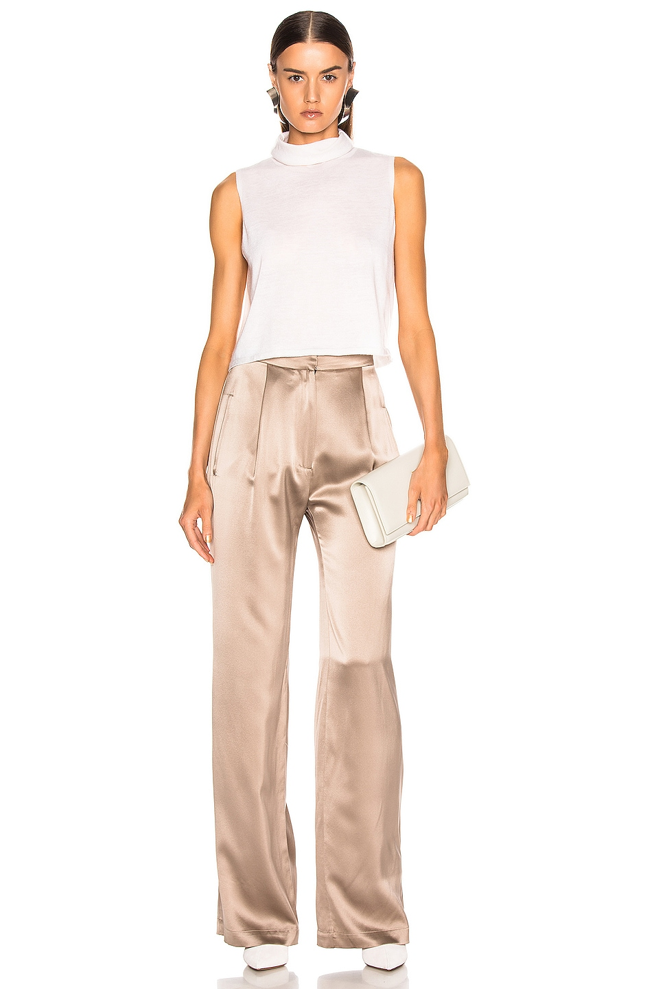 Image 4 of SABLYN Sable Pant in Taupe
