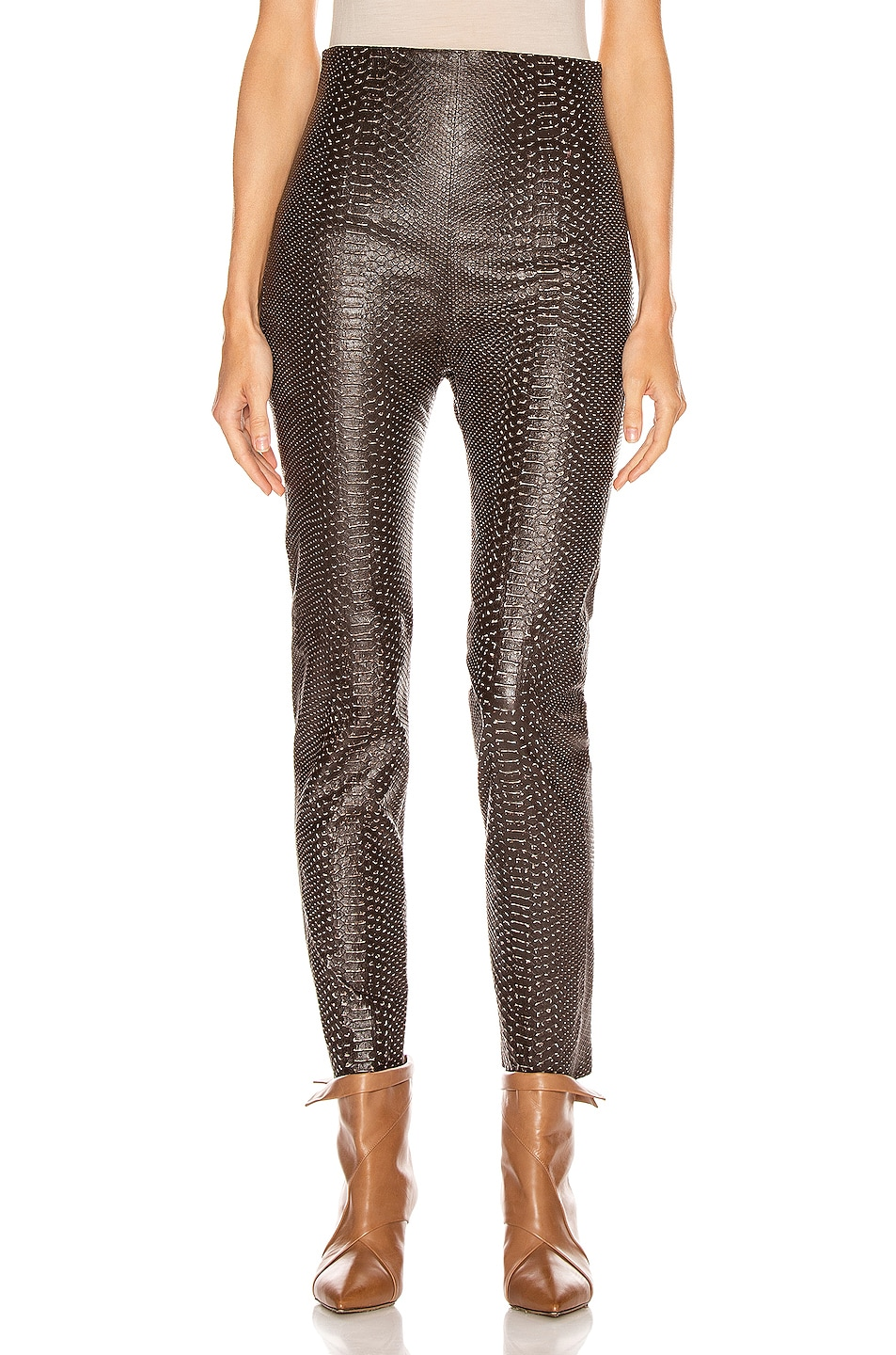 Image 1 of SABLYN Jessica Pant in Snakeskin