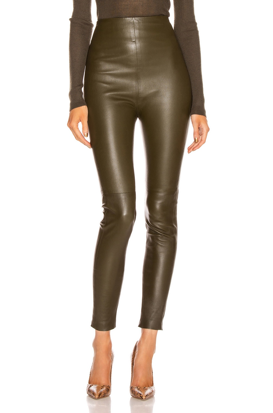 Image 1 of SABLYN Jessica Pant in Olive
