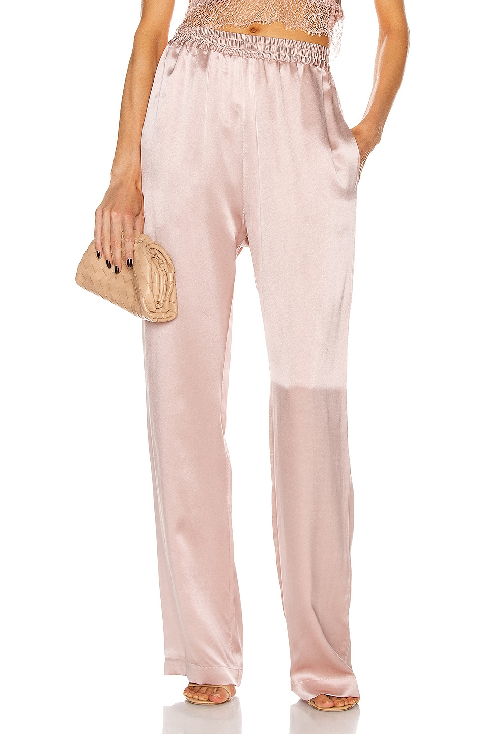 Image 1 of SABLYN Penelope Pant in Cherry Blossom