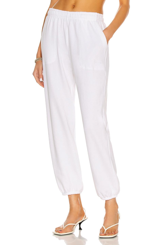Image 1 of SABLYN Mason Sweatpant in White