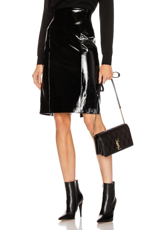 Image 1 of SABLYN Daisy Skirt in Black
