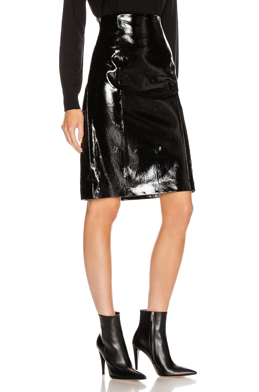 Image 2 of SABLYN Daisy Skirt in Black