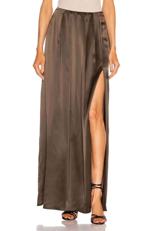 Image 1 of SABLYN Sandi Skirt in Olive