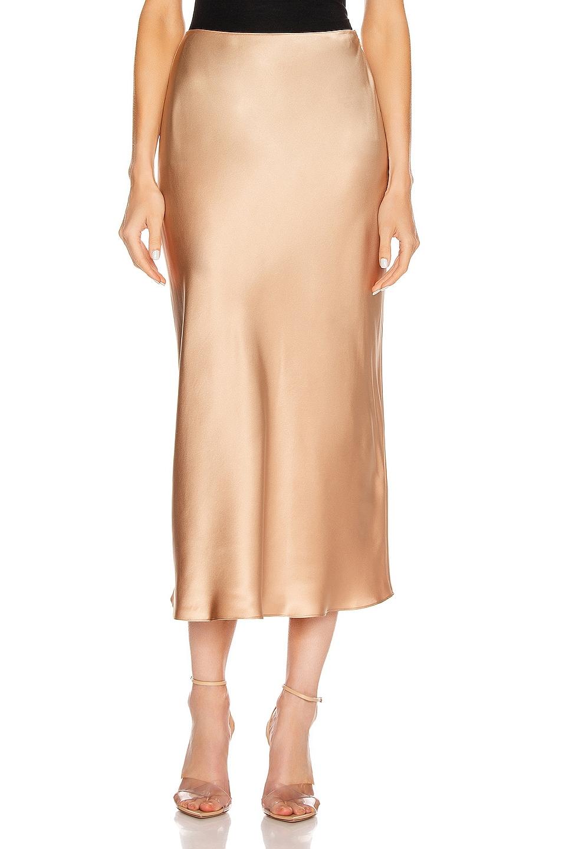 Image 1 of SABLYN Miranda Skirt in Caramel