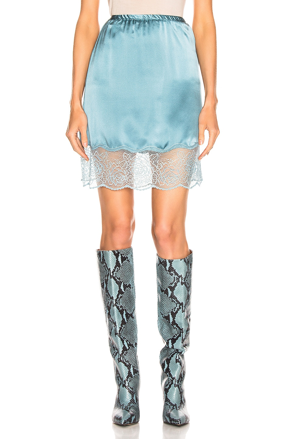 Image 1 of SABLYN Xander Skirt in Ice
