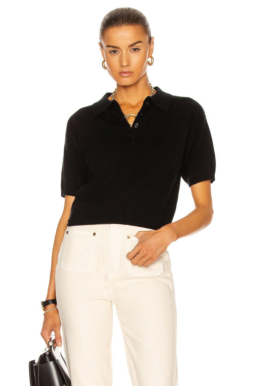 Image 1 of SABLYN Veronica Top in Black