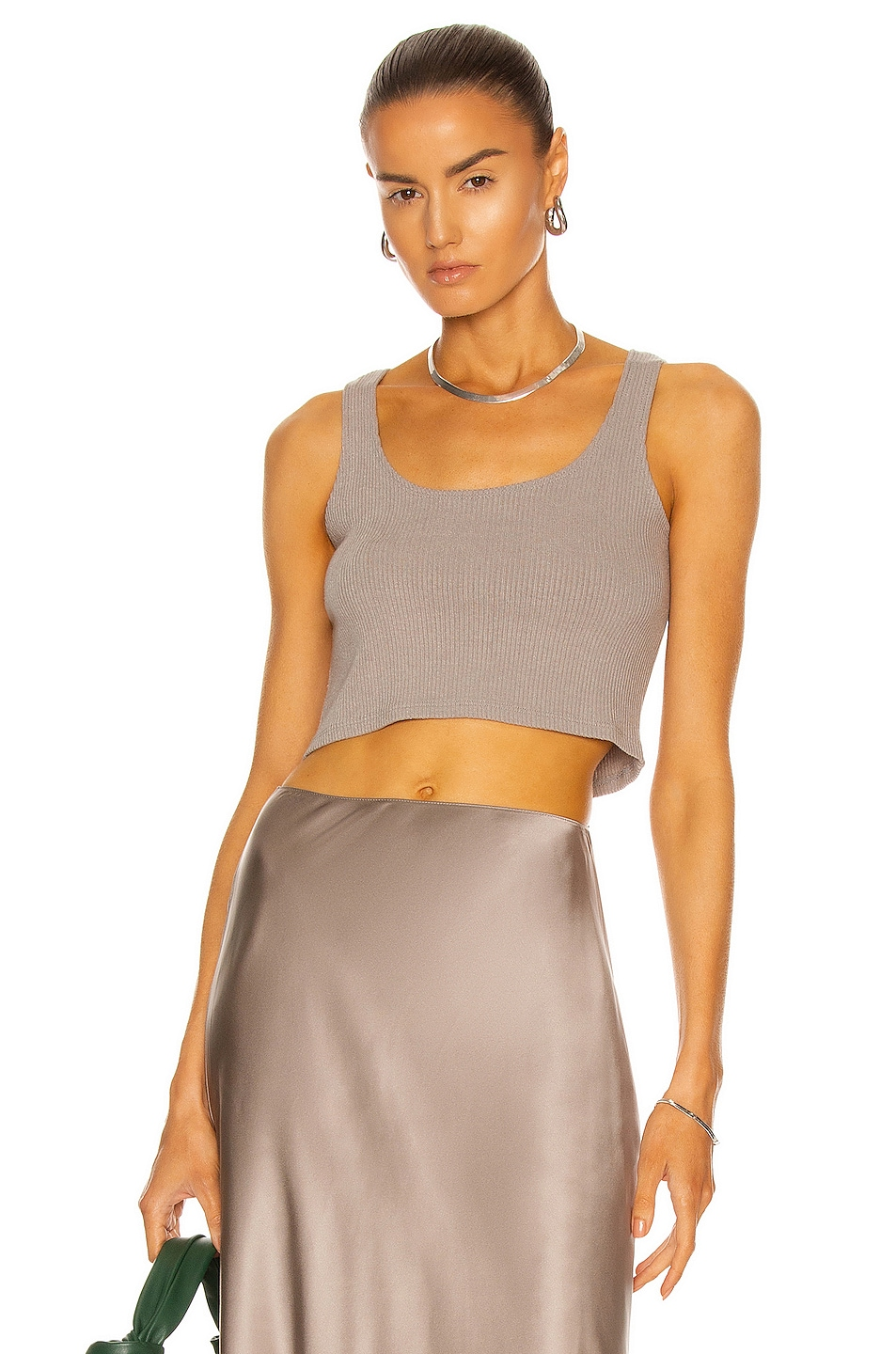 Image 1 of SABLYN Blossom Top in Fog
