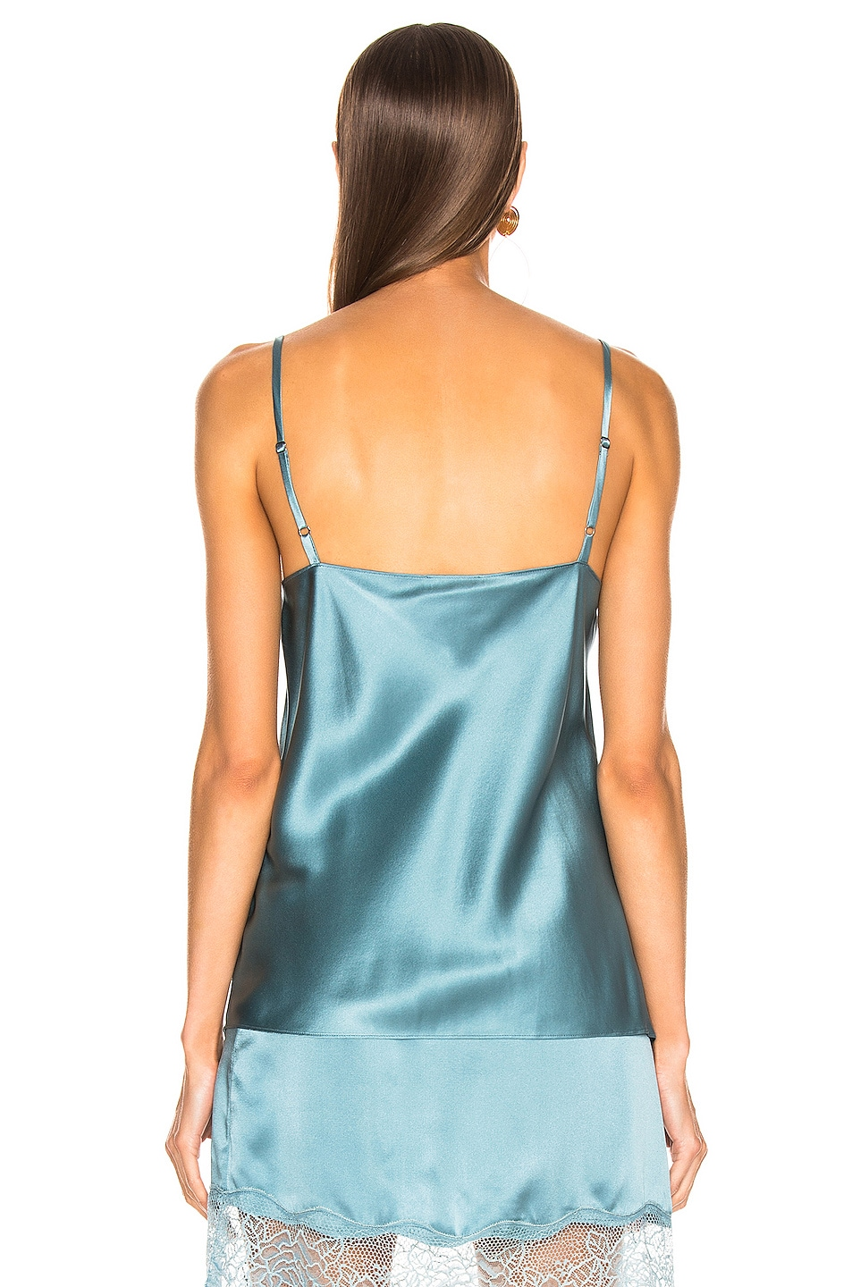 Image 3 of SABLYN Gloria Tank Top in Ice