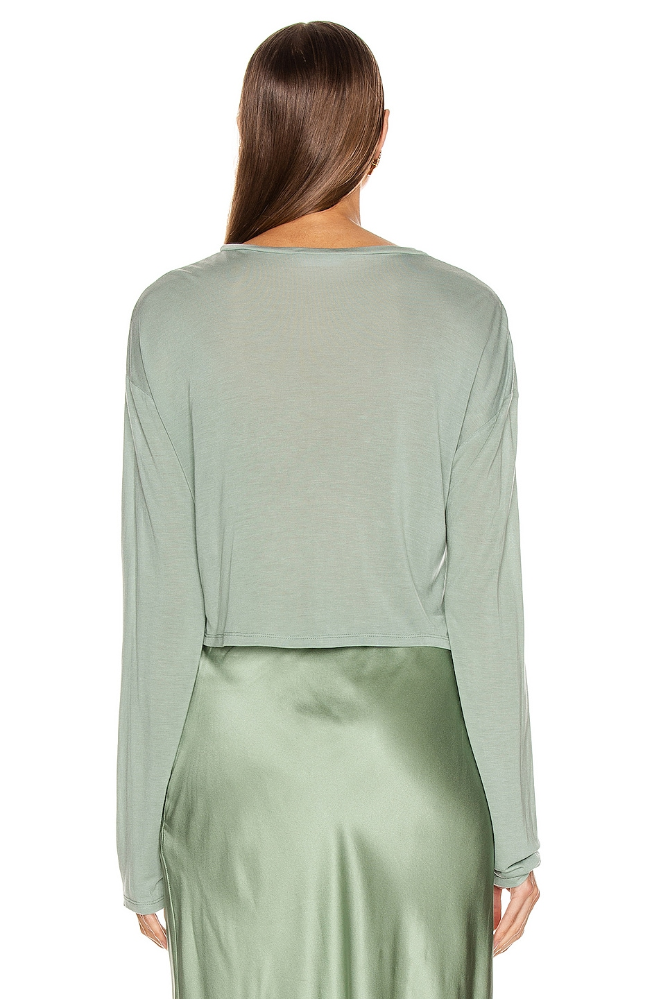 Image 3 of SABLYN Jaimie Top in Mint