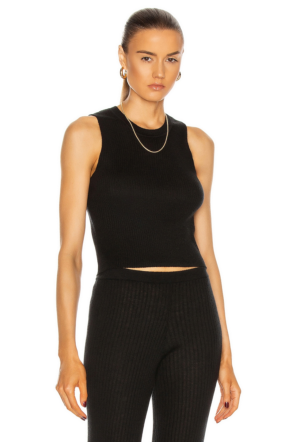 Image 1 of SABLYN Angie Top in Black