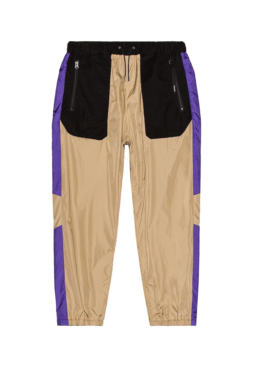 Image 1 of Sacai Nylon Pants in Beige