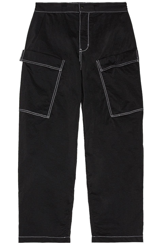 Image 1 of Sasquatchfabrix Nylon Military Pants in Black
