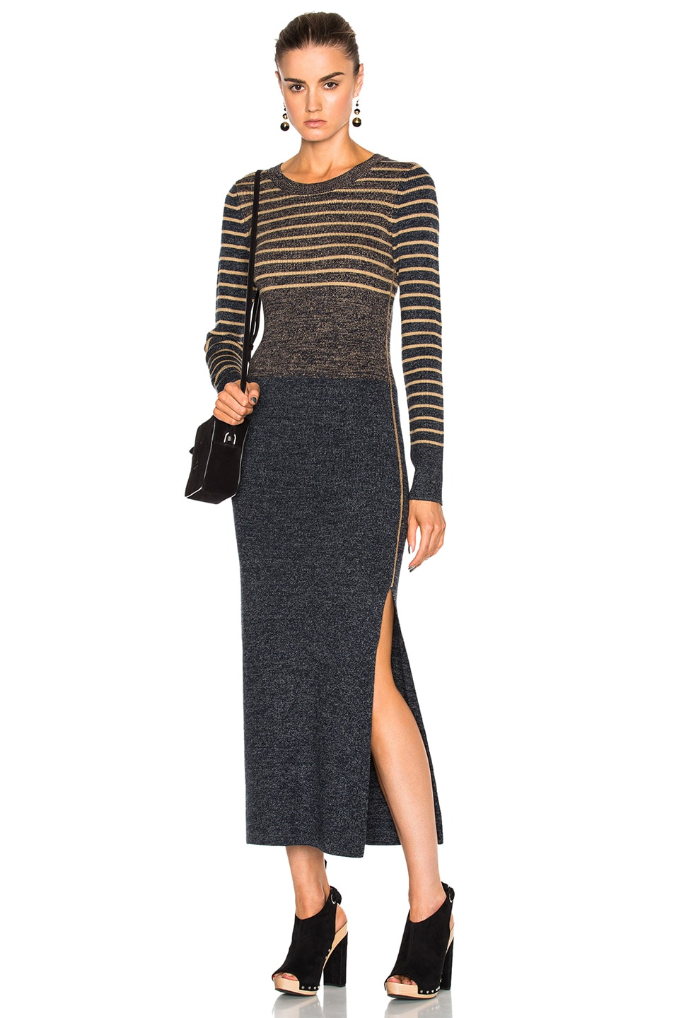 Image 1 Of See By Chloe Sweater Dress In Faon