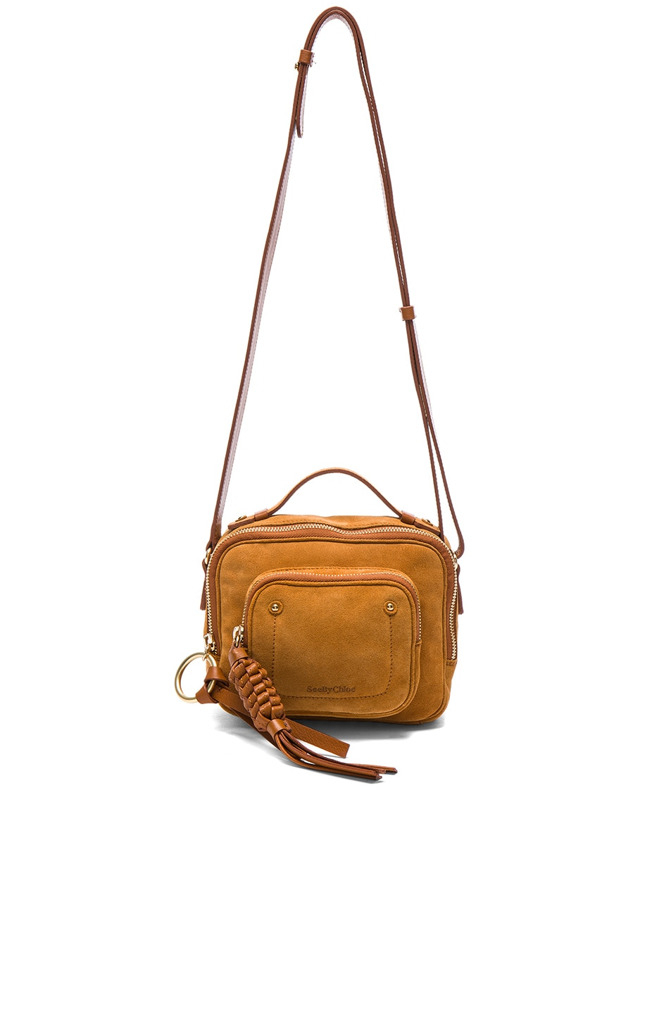 Image 5 of See By Chloe Shoulder Bag in Hazel